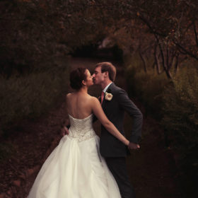 Once upon at a fairy tale wedding in NSW Australia