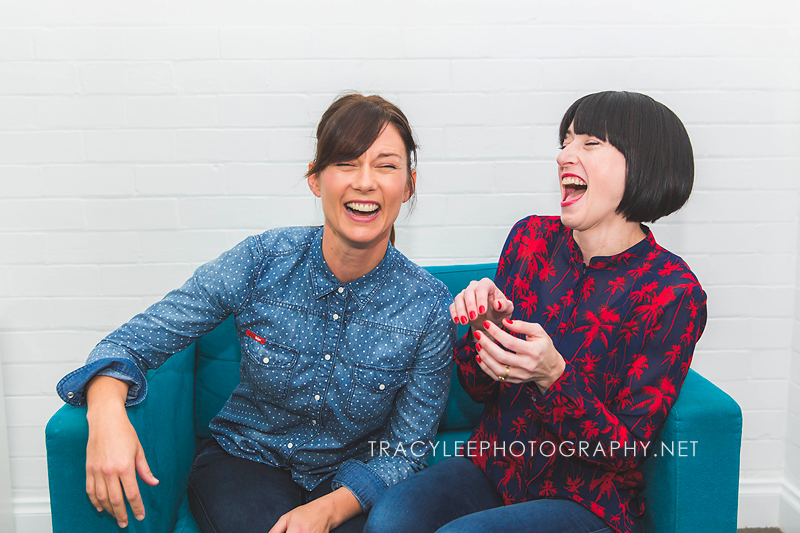 Put a face to your business with a branding story photo session
