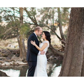 Canberra wedding photo album design