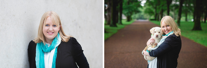 Gorgeous outdoor fresh and natural portrait photography