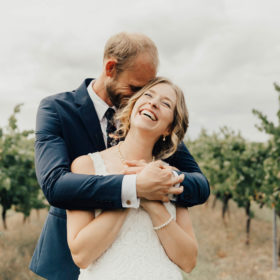 A Murrumbateman winery wedding