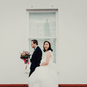 Australian wedding photographer I Old Parliament House wedding Canberra