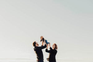 Fun baby photos with Tracy Lee Photography at the Canberra Arboretum