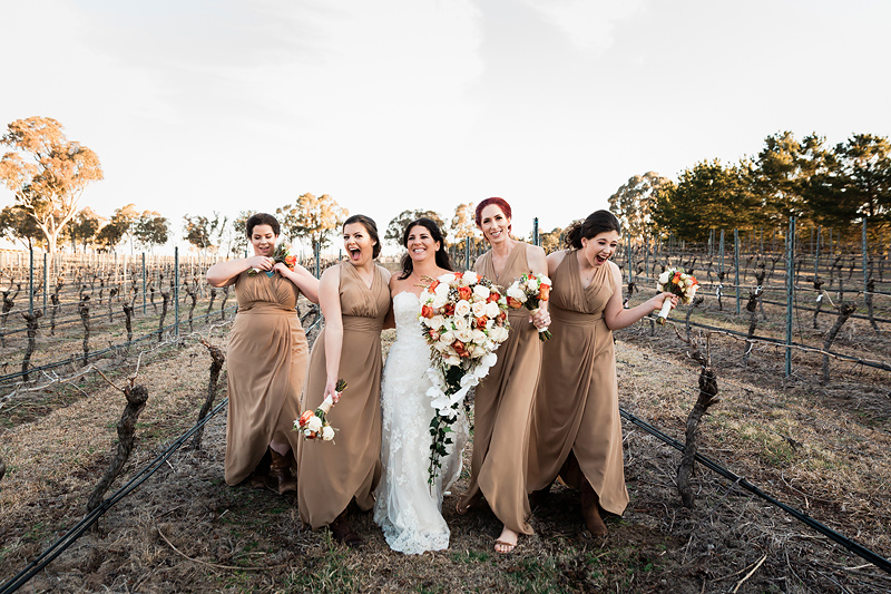 Canberra weddings at Gold Creek Chapel and Four Winds Vineyard. Tracy Lee photography- Canberra wedding photographer