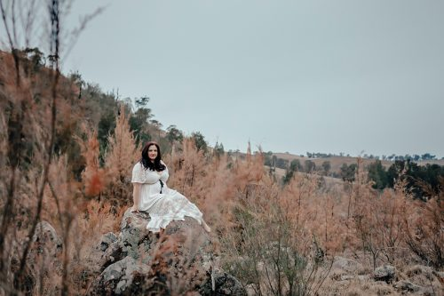 Canberra woman of spirit photo session